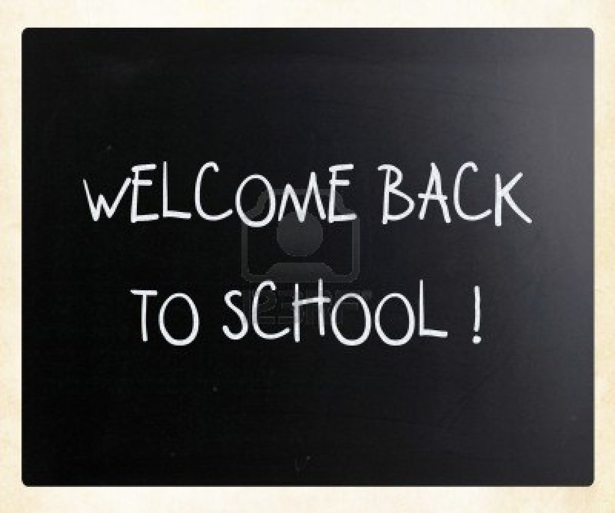 welcomebacktoschool